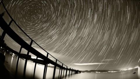 如何拍攝燦爛星空