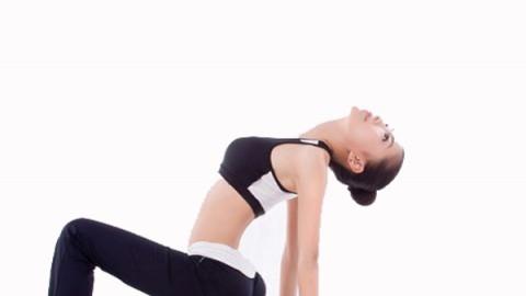 丰胸瑜伽视频教学