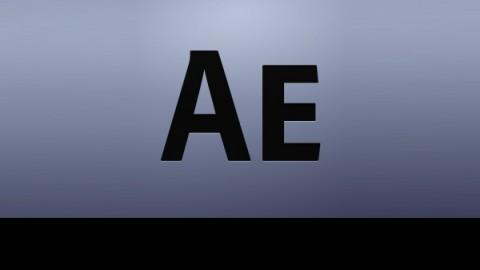 影视后期制作软件AE视频