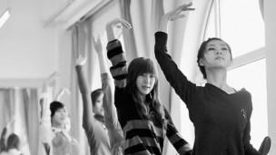 中国民族舞蹈形体训练