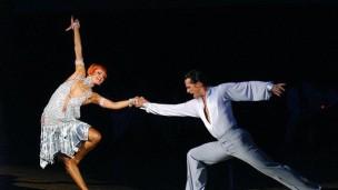 恰恰舞蹈经典教学
