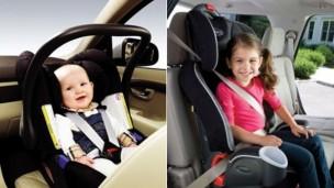 儿童安全座椅使用指南
