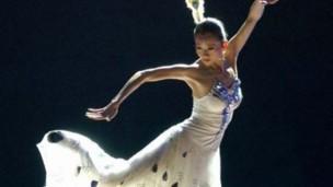 傣族舞蹈教学