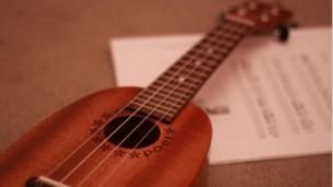 左轮ukulele教程