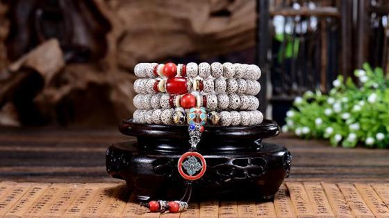 淘宝产品拍摄佛珠场景拍摄布光技巧