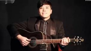 郝浩涵吉他弹唱教学