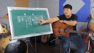文龙指弹吉他教程