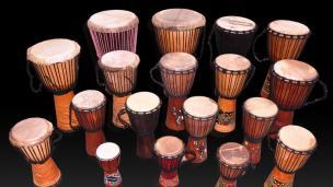 左轮非洲鼓自学教程