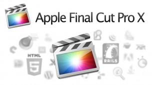 虫虫Final Cut Pro第一季:基础篇讲解